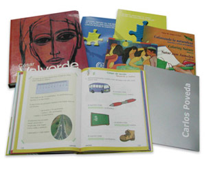 Book Printing Services - Costa Rica